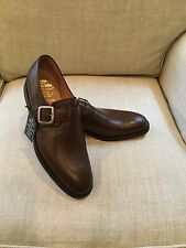 Church's Abington Monk Strap Shoe (UK Size 9 D/US Size 10 D)