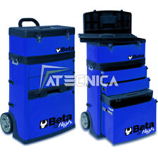 Carretilla Beta C41H B azul especial carro collet 2 módulo divisible