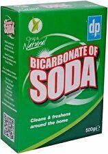 Borax 500g Bicarbonate Soda Baking Soda Cleaning Washing Scrubbing Stains