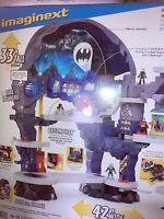 Imaginext DC Super Friends Super Surround Batcave Fisher-Price Batman Playset