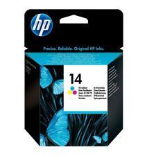 HP 14 color C5010DE OfficeJet 7100 D100 Color InkJet Printer 1160 OVP 11/2013