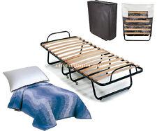 Brandina letto pieghevole con materasso e cuscino e copriletto in OFFERTA!