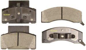 Frt Severe Duty Brake Pads  Monroe  HDX459