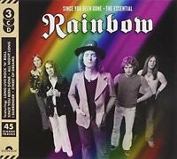 RAINBOW-Since You Been Gone-The Essential 3CD SET Digipack RITCHIE BLACKMORE/DIO