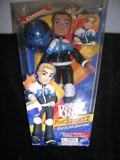 Bratz Boyz Cameron Play Sportz race car driving doll
