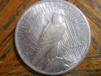 Uncirc 1923-P Peace Silver Dollar (Seller's # 525)