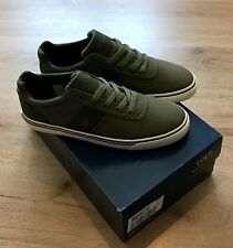 POLO RALPH LAUREN Men s HANFORD-NE-SK-VLC SHOES TRAINERS  SIZE ff822eb94fa
