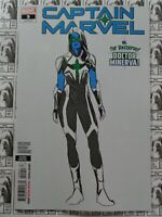 Captain Marvel (2019) Marvel - #9, 2nd Print Variant, Thompson/Carnero, NM
