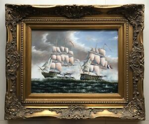 """Framed Traditional Oil Paintings 20x24"""""""