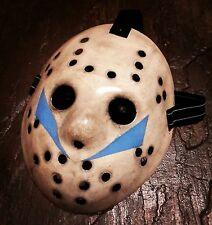 """Deluxe 13TH parte V Jason Vorhees viernes máscara de hockey """"Roy"""" Horror, Dvd, Halloween."""