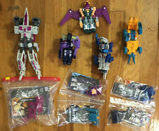 Hasbro Power of the Primes Terrorcons/Abominus Loose Complete