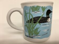 Cape Shore Coffee Mug / Coffee Cup - Loons - Minnesota - Ceramic