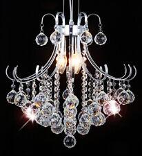 Deckenlampe Kristall D45cm Deckenleuchte Hängeleuchte Kronleuchter Lüster ARYS
