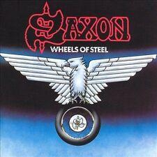 Wheels Of Steel by Saxon (CD, Jan-1992, EMI)