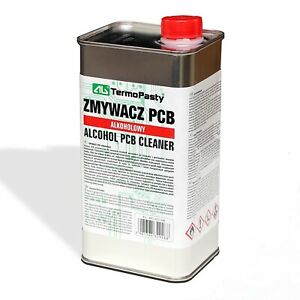 1L / 1000ml -  Alcohol PCB cleaner for removal residues after soldering