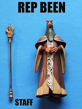 Star Wars Gungan High Council Rep Been Army Builder! Action Figure!