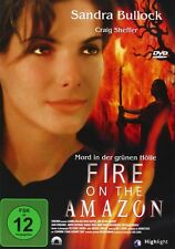 Fire On The Amazon-Sandra Bullock; Craig Sheffer, Ramsey Ross-DVD NEW