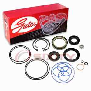Gates Steering Gear Seal Kit for 2005-2010 Ford F-250 Super Duty 5.4L 6.0L rd