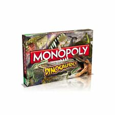 Dinosaurs Monopoly Board Game