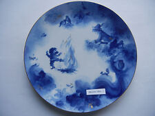 Meissen Year Plate 1984 Rumpelstiltskin (My no. 1984-1) - 1. Quality X