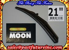 Brand New MOON Universal Hybrid 3 Section Windshield Wiper Blade 21 Inch - 2 PCS