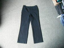 """Marks & Spencer Classic Straight Jeans Size 12 Leg 28"""" Black Faded Ladies Jeans"""