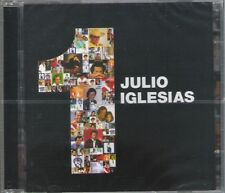 JULIO IGLESIAS - 1 - 2CD sigillato
