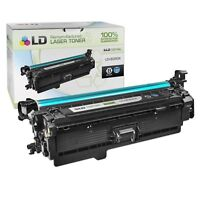 LD Remanufactured HP CE250X / 504X HY Black Toner for LaserJet CP3520 / CP3530
