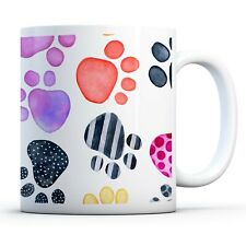 Amazing Paw Prints Cat - Drinks Mug Cup Kitchen Birthday Office Fun Gift #8157
