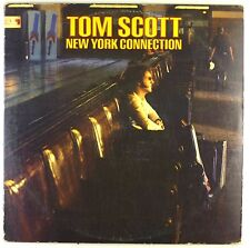 "12"" LP - Tom Scott - New York Connection - #A3115 - washed & cleaned"
