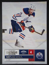 NHL 69 Taylor Hall Edmonton Oilers Panini Contenders 2011/12