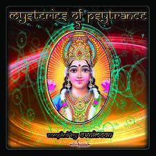 Mysteries of Psytrance v2 - by Ovnimoon  CD  [Goa Trance / Rare / Import]