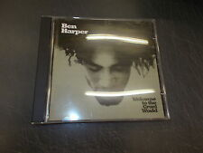 CD BEN HARPER:WELCOME TO THE CRUEL WORLD.VIRGIN.1993 PRIMA STAMPA OTTIMALE!!