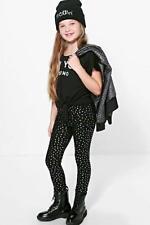 Abbigliamento nere per bambine dai 2 ai 16 anni dal Perù