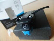 More details for audio technica at-vm95c cartridge & stylus + audio technica headshell at-vm95c/h
