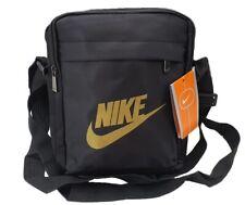 Totalmente nuevo diseño de oro Nike Hombres Bandolera Hombro Bolso para mensajeros, Bolso, Bolso De Mano