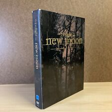 THE TWILIGHT SAGA: NEW MOON   2-DVD Collector's Gift Box Set With Necklace RARE!