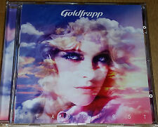Goldfrapp, Headfirst, New Cd Not Sealed 2010