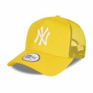 New Era Kinder Trucker Mesh Cap - New York Yankees gelb