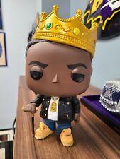10 Inch Funko Pop! Rocks The Notorious B.I.G. Biggie Smalls Lmtd. Edition!