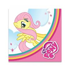 Amscan International 33 Cm My Little Pony Luncheon Napkins