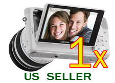1x Clear LCD Screen Protector Guard Cover Shield Film For Samsung NX500 NX5
