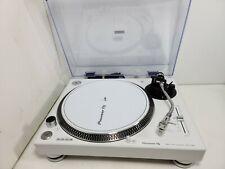 Pioneer PLX-500-W High-Torque Direct Drive Vinyl DJ turntable PLX-500 ( WHITE )
