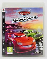 CARS RACE-O-RAMA - PLAYSTATION 3 PS3 PLAY STATION - PAL ESPAÑA RACE O RAMA ORAMA