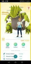 Pokémon Go account shiny giratina shiny groudon charizard shiny articuno moltres