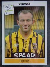 Panini Voetbal '94 - Theo Bos Vitesse #52