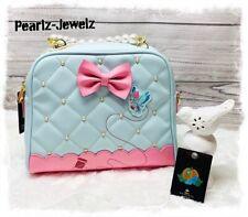 Loungefly Disney Princess Cinderella Pearl Handbag Crossbody & Pumpkin Pin
