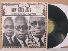 CLARENCE WILLIAMS/BARRELHOUSE FIVE- New York Jazz Best of 1927-29 King Oliver LP