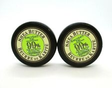 Lot / 2 Perlier Pure Shea Butter With Coconut Milk 99% ~ 1 oz / 30 ml ( each )