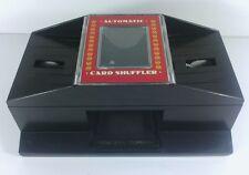 Cardinal Automatic Card Shuffler Shuffles 1 or 2 Decks Completely.